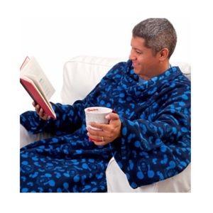 Disneyland Fleece Robe, Blanket, Snuggie